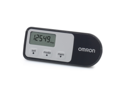 Omron Walking style one 2.1 Test