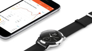 Withings Activité Steel HR mit App